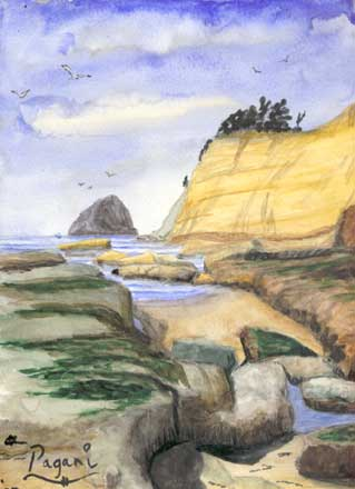Oregon Series: Haystack Rock and Cape Kiwanda #3